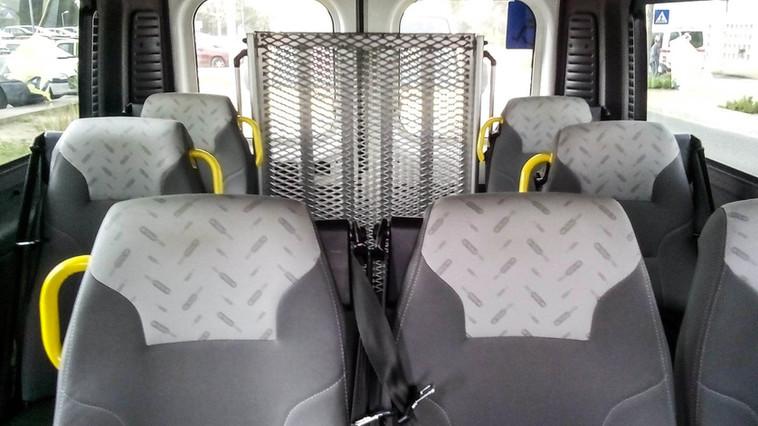 Veículos modernos de transporte de doentes