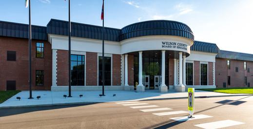 WILSON CO. ADMINISTRATIVE & TRAINING COMPLEX