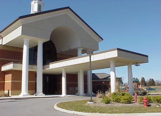 SALEM BAPTIST CHURCH