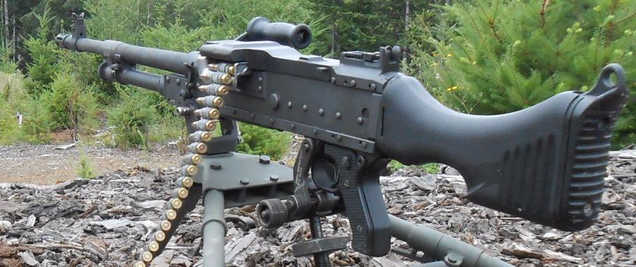 M240/ MAG58 | Semi Auto 50 | United States | JnC Manufacturing