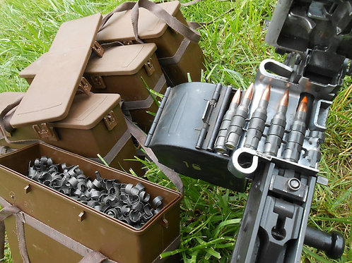 M1A1 links (AKA Vickers .308 links)