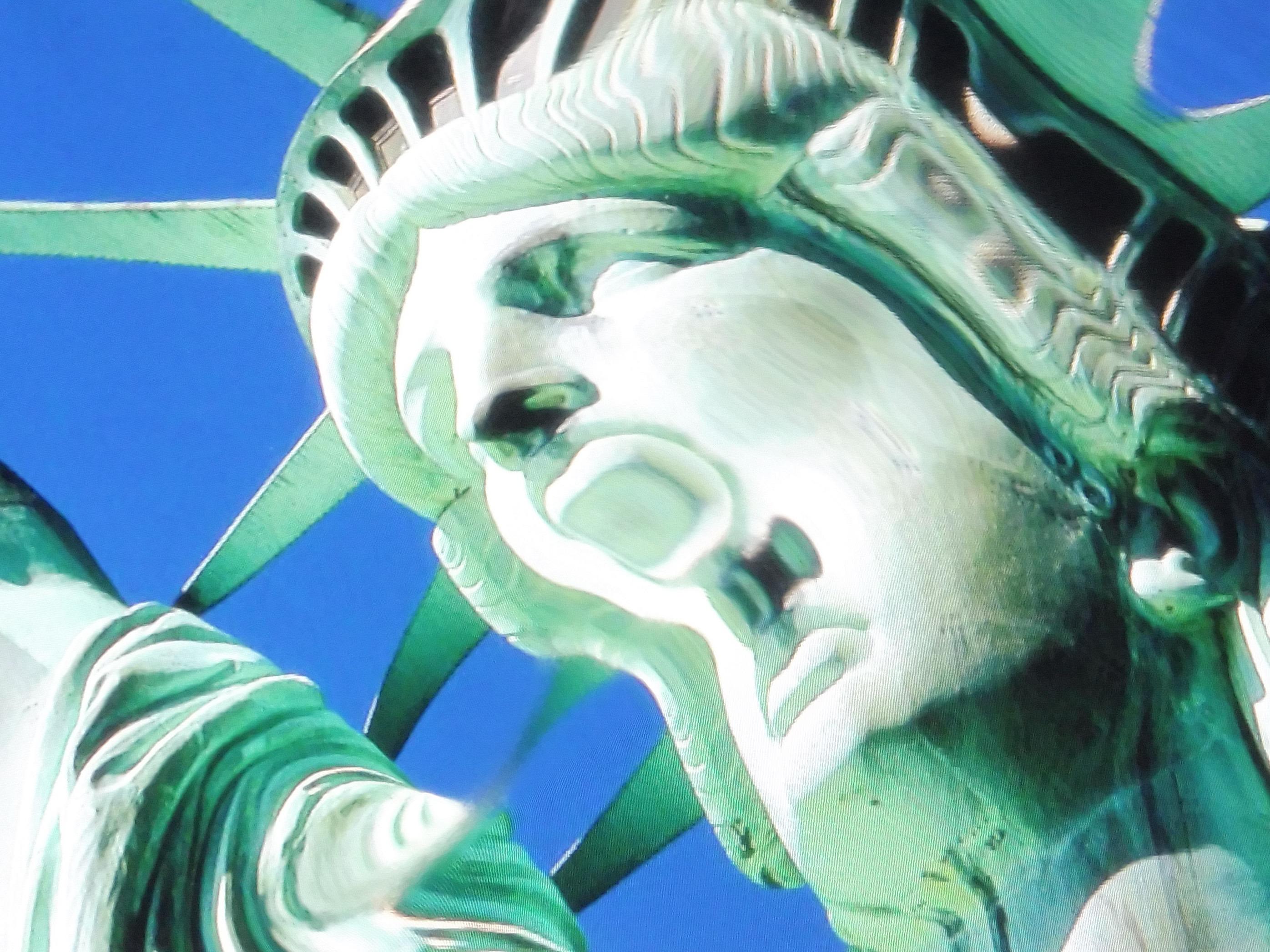 Anamorphic New York