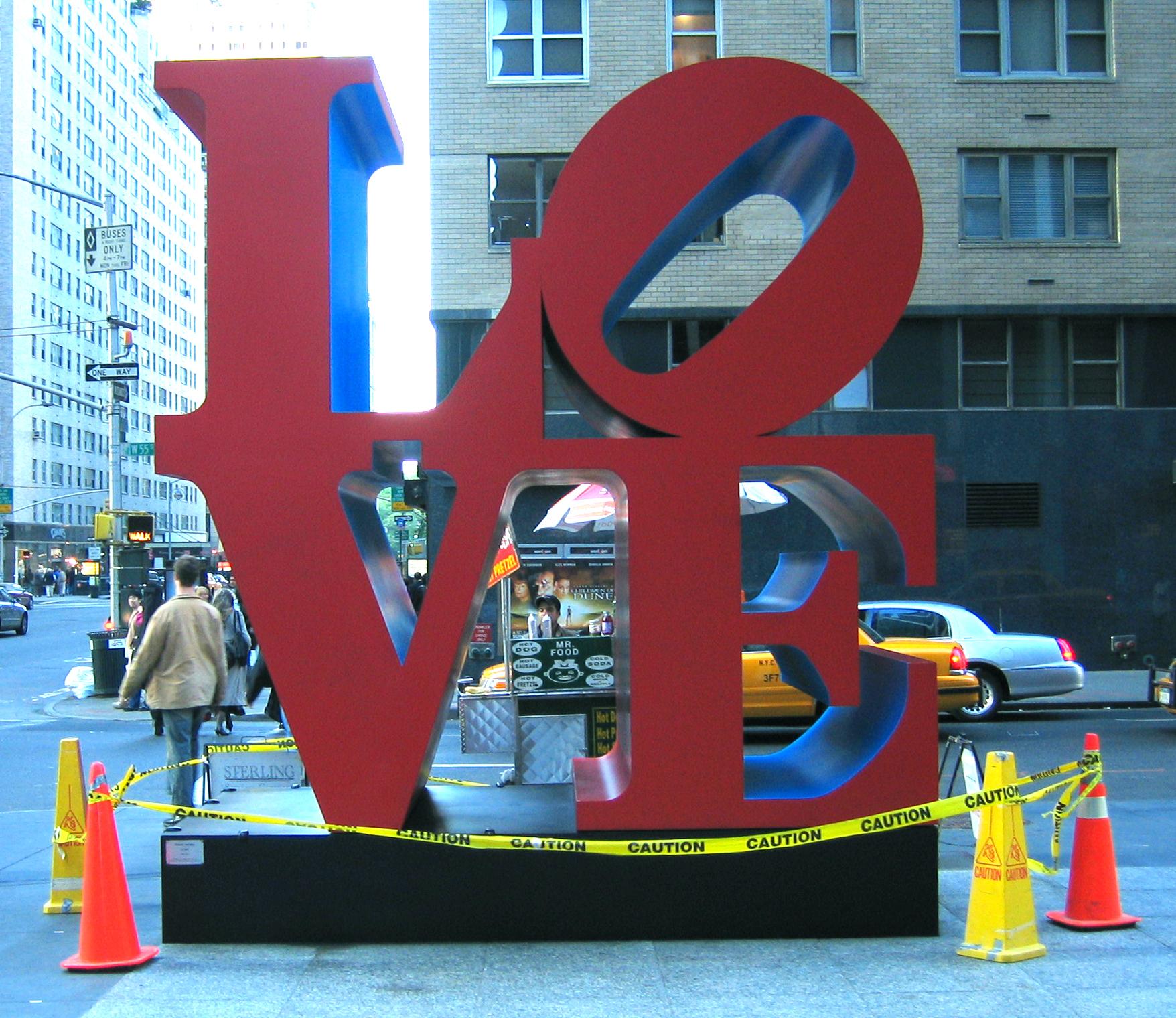 Caution Love!