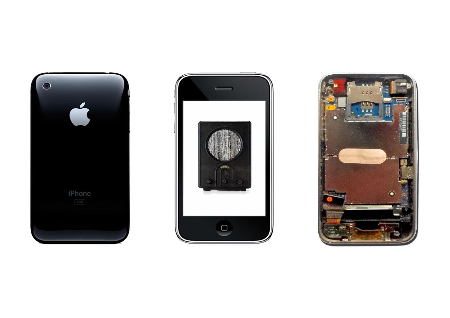 IPhone G3 2008