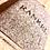 Thumbnail: Nusslikör-Flachmann gefüllt