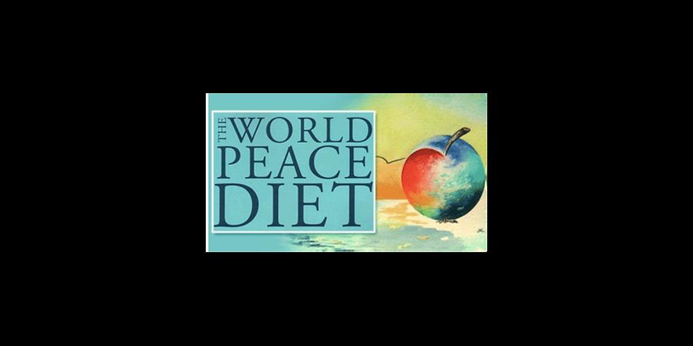 Springhead Sustainable Sunday Talk: 'The World Peace Diet'