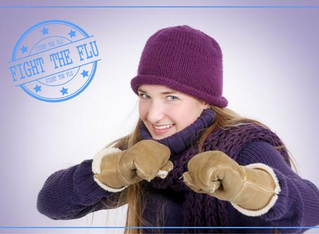 精油で風邪・インフルエンザ対策、冬をのりきる5の秘密