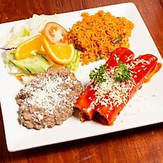 3 Enchiladas