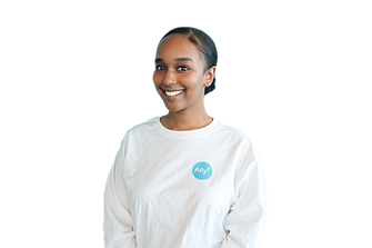 image of Sumaya, our Director of Legal and Operations