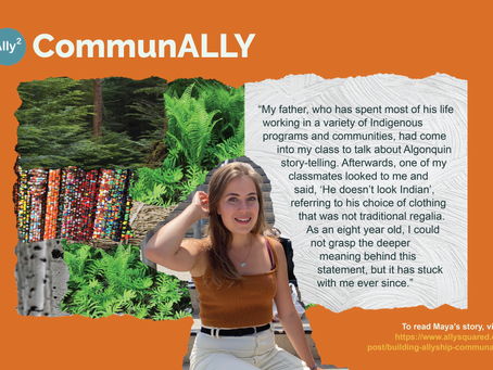 Building Allyship, CommunALLY