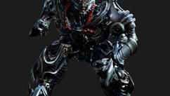 Galvatron - Work: Character Look Development. Shaders development, create materials - Posing exploration, environment matching, lighting and rendering