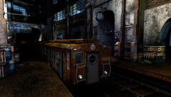 Lost Station - Promo Art - Work: Design, 3D modeling/texturing painting, lighting, rendering (Maya and VRay), color correction, color grading and conversions.