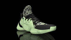 Harden vol4 - Exploration, and development - Work: 3D modeling, texture painting, environment and shaders design and color correction Software: Autodesk Maya, Adobe Photoshop and Illustrator - Rendering system: KeyShot, Arnold Maya