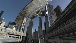 Star Trek - Work: Shaders development, create and paint materials - environment, lighting and rendering