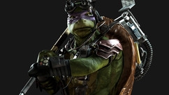 TMNT - Donatello - Work: Character Look Development - Shaders development, create textures and materials - Shots exploration for composites and design, environment, lighting and rendering