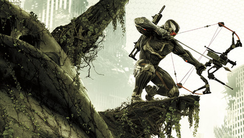 Crysis 3 - Work: Shaders development, create materials - Pose sets for creative directors and finishers artists. Environment, lighting and rendering