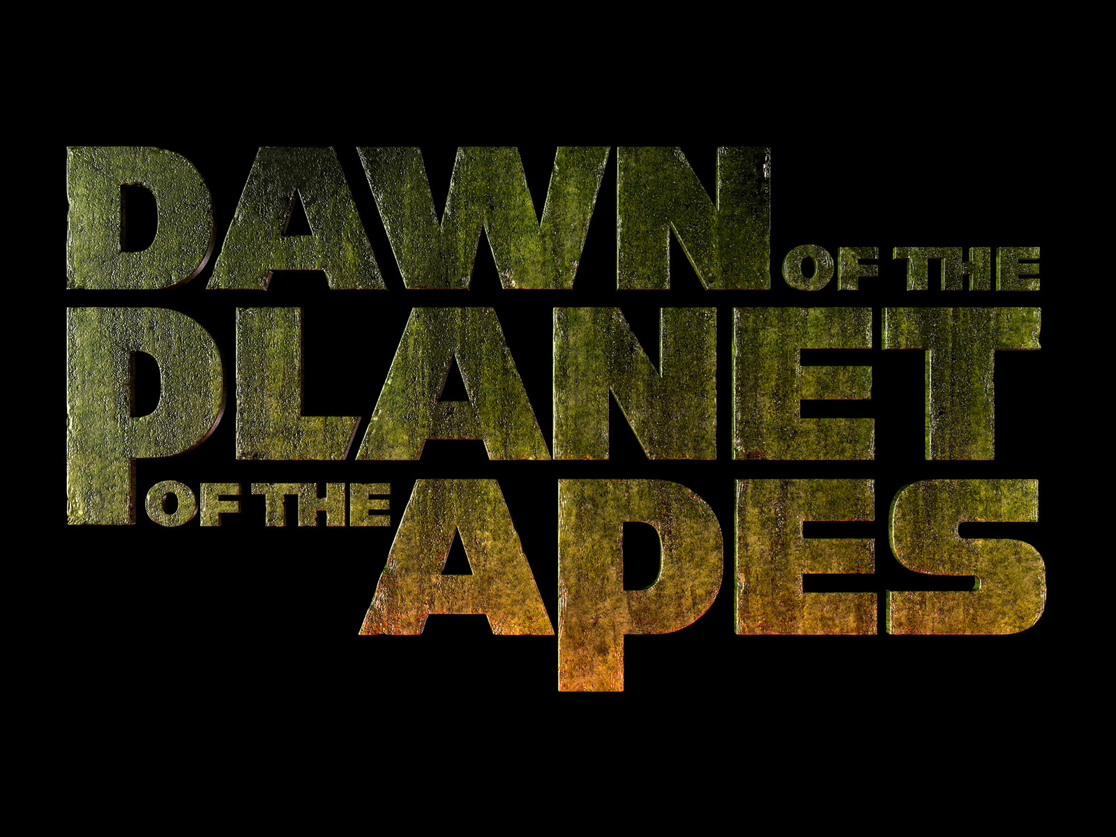 Dawn of the Planet of the Apes - Work: 3D modeling, texture
