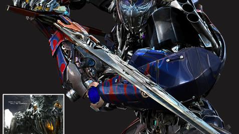 Optimus Power - Work: Character Look Development. Shaders development, create materials - Posing exploration, environment matching, lighting and rendering