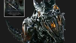 Grimlock - Work: Character Look Development. Shaders development, create materials - Posing exploration, environment, lighting and rendering