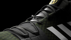 Harden vol3 - Product Development - Colorway and 3D print - Work: 3D modeling, texture painting, environment and shaders design and color correction Software: Autodesk Maya, Adobe Photoshop, Substance Painter and Illustrator - Rendering system: Chaos - V-Ray