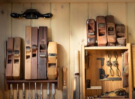 כלים לנגרות מסורתית - ממה מתחילים.