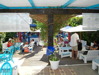 Beach restaurant Spin Out