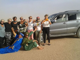 Adventure Tour to Morocco  end October 2013