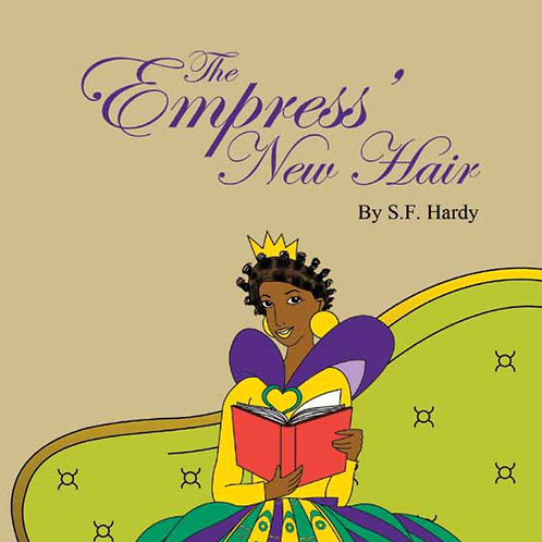 The Empress New Hair
