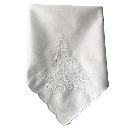 Handkerchiefs - Scallop