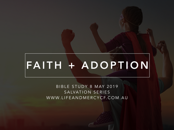 Faith and Adoption