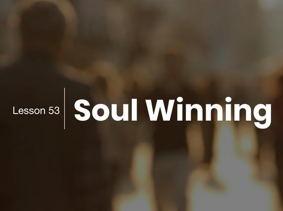 Soul winning