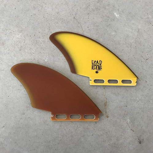 Dk Twin Keels - Yellow Fade