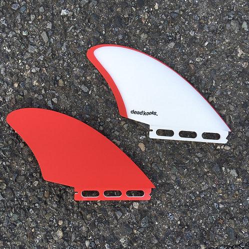 Dk Twin Keels -Red
