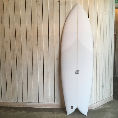 PSYCHO CANDY 5'8×20 9/16×2 1/2""