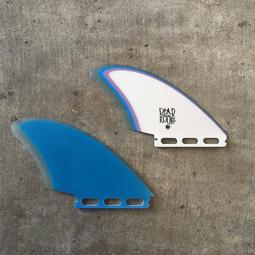 Dk Twin Keels - Bluexwhite Fade