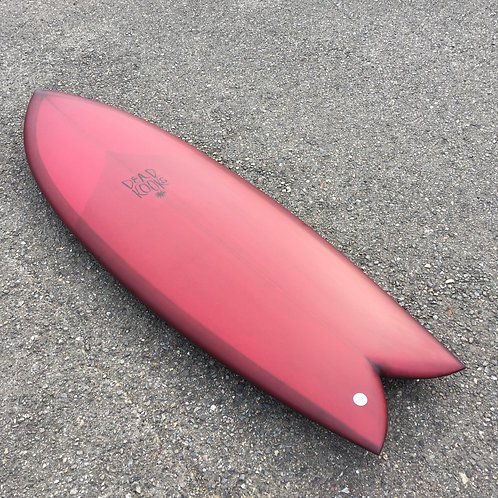 PSYCHO CANDY 5'8×20 3/4×2 7/16""