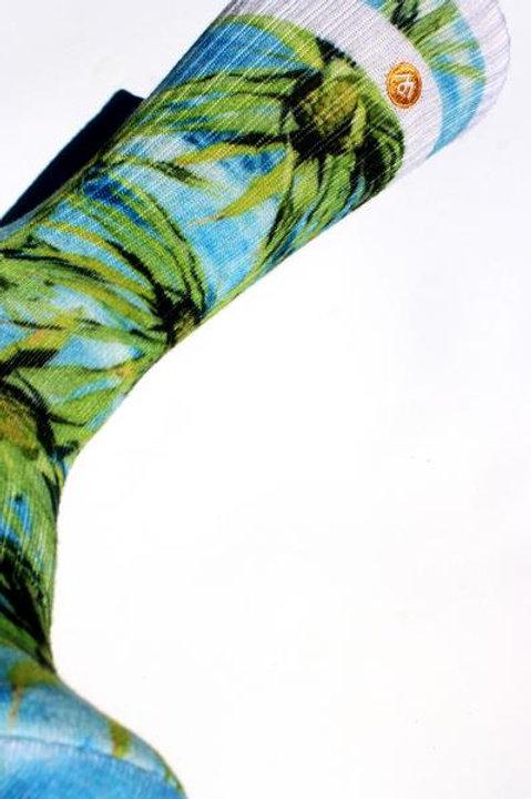 PANDANUS MENNIE Socks Byron Bay Australia