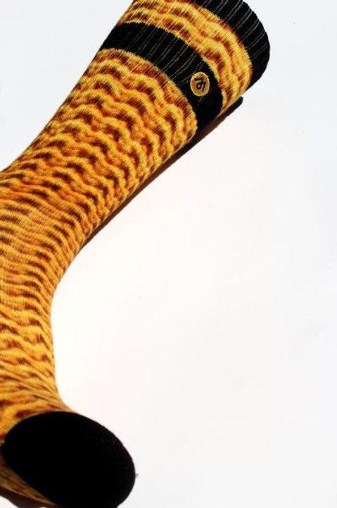 MUSTUM MENNIE Socks Byron Bay Australia