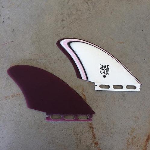 Dk Twin Keels - Purple Fade