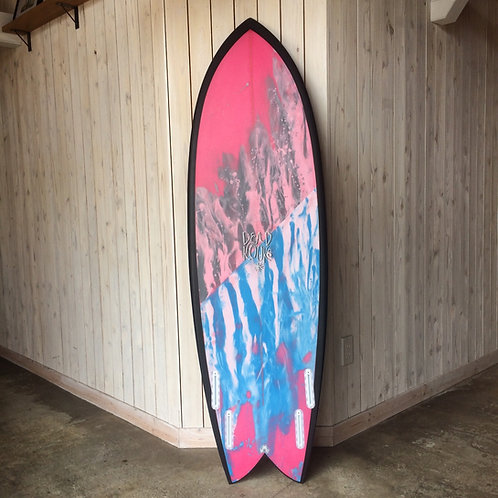 "RICHES QUAD 6'0""×20 13/16x2 3/4"