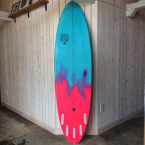 【USED】WHITEHEART6'8
