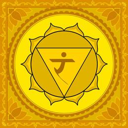 3rd Chakra  Manipura - Solar Plexus