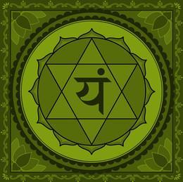 4th Chakra Anahata heart chakra