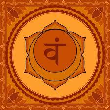 2nd Chakra Svadhishthana - Sacral