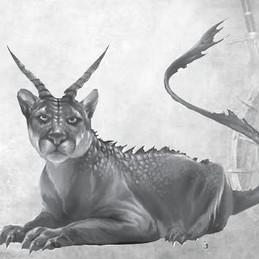 Legend of the Underwater panther, called Mishipeshu or Mishibijiw
