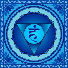 5th Chakra Vishuddha, Throat Chakra