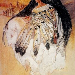 Story of White Buffalo Calf Woman