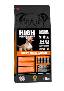 BULLY MASS GAINER 15kg