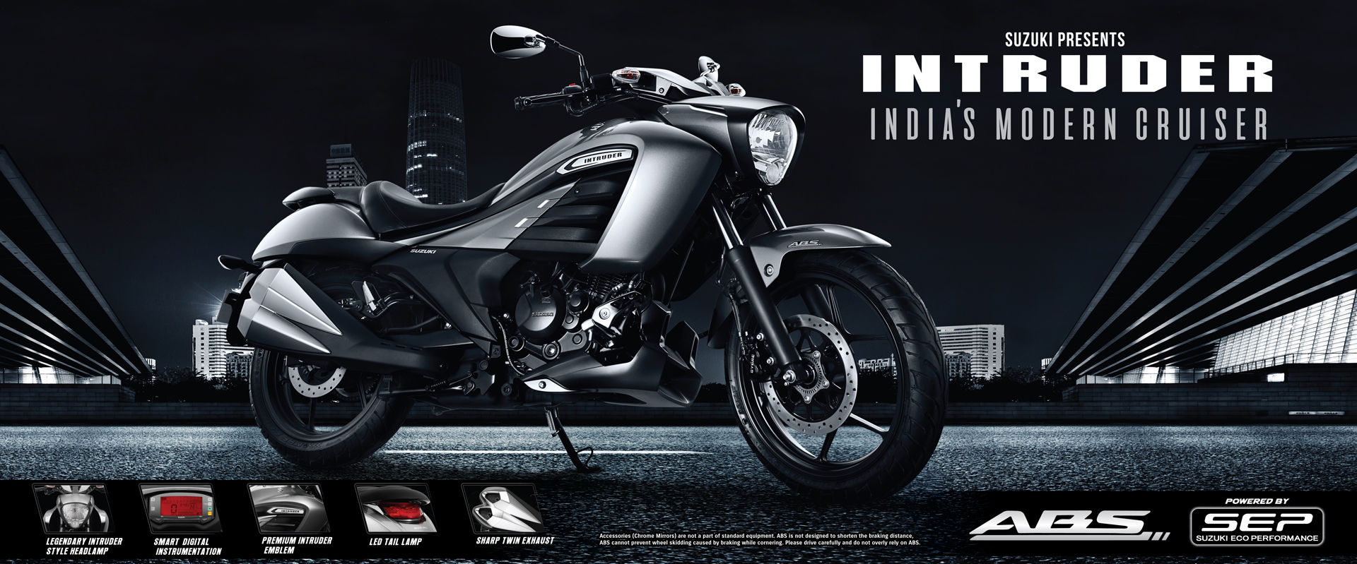 Suzuki Intruder 150 Fi Price Specification Features