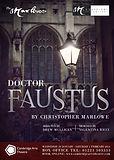marlowe society festival doctor faustus